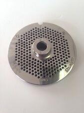SLATRI0018 - MINCER PLATE 12 X 2mm - CATERING SPARES PARTS