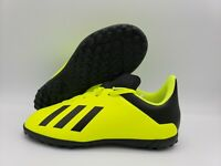 Boys Adidas (DB2435) X Tango 18.4 TF J soccer Shoes (multiple sizes)