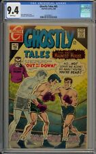 GHOSTLY TALES #65 - CGC 9.4 - OUT BUT NOT DOWN - 2034290011