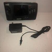 TESTED! Sega Nomad System Handheld Genesis Works Great! Rare Vintage Console