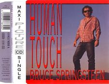 Bruce Springsteen Maxi CD Human Touch - England (EX+/EX+)