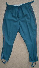 Soviet Union USSR Russian Military Officer Parade Galife Breeches Trousers Pants