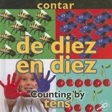 Contar: de Diez En Diez/Counting By: Tens (Conceptos (Bilingual))-ExLibrary