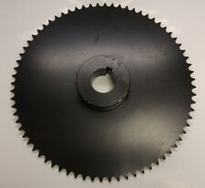 """Roller Chain Sprocket, #40, 72 Tooth, 1.5"""" Bore, 710-472-K"""