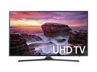 "Samsung - 55"" Class (54.6"" Diag.) - LED - 2160p - Smart - 4K Ultra HD TV"