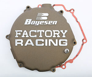 Boyesen Factory Racing Magnesium Clutch Cover - CC-12CM Replacement 0940-0390