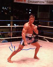 Jean-Claude Van Damme - Kurt Sloane - Kickboxer - Signed Autograph REPRINT