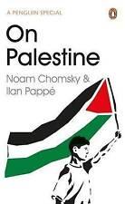 On Palestine by Ilan Pappe, Noam Chomsky (Paperback) New Book