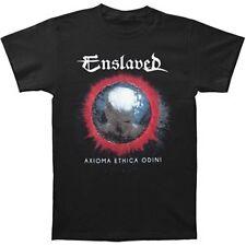 ENSLAVED - Axioma:T-shirt NEW:MEDIUM ONLY