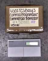 TCS BASY'S CONTROL'S COMMERCIAL PROGRAMMABLE THERMOSTAT SUPERSTAT PART: SZ1022