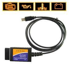 ELM327 Diagnose Interface / OBD Scanner / alle Fahrzeuge / Fehler Lesen-löschen