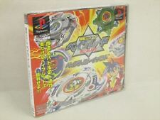 Bakuten Shoot Beyblade Brand New Ps1 Playstation Ps1 Import Japan Game p1