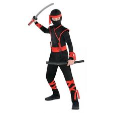 Shadow Ninja Costume  for Kids Size Medium #398591