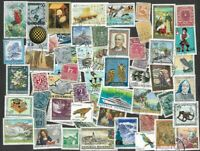 Austria-500 all different stamps collection-mainly used