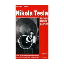Nikola Tesla Cheney, Margaret Biographie
