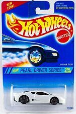 Hot Wheels No. 296 Pearl Driver Series #4 Jaguar XJ220 Ultra Hots New 1995