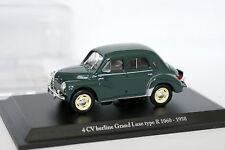 Eligor Carrera 1/43 - Renault 4CV Grande Lujo Tipo R1060 1950