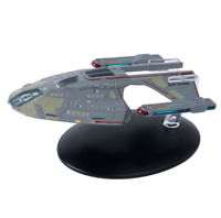 Eaglemoss Star Trek 061 Norway Class
