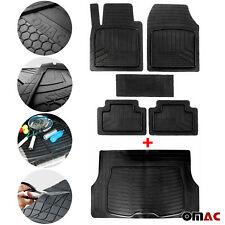 Waterproof Rubber 3d Molded Fit Floor Mats Amp Cargo Liner For Ford Fusion Set Fits 2003 Honda Pilot
