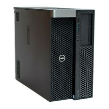 Dell Precision 7920 Tower Workstation Dual Xeon Gold Cpu 3.1Ghz 32Core 192Gb Ram