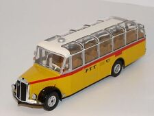 Saurer L4C PTT Switzerland 1:43 Ixo BUS003