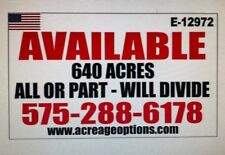 1823708 : Parcel Eighteen : 10 acres on Living Water Road, Las Cruces NM 88011