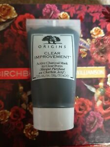Origins CLEAR IMPROVEMENT Active Charcoal Face Mask 30ml