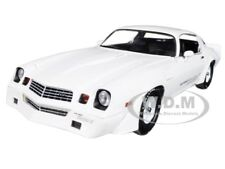 1981 CHEVROLET CAMARO Z/28 YENKO TURBO Z WHITE 1/18 DIECAST BY GREENLIGHT 12998