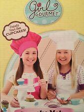 Girl Gourmet Microwave Cupcake Maker - Bake Frost Decorate Jakks Pacific