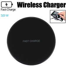 Qi Wireless Fast Charger Pad Charging Dock for Android & iOS Cell phone Iphone