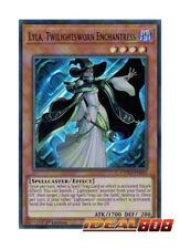 YUGIOH x 3 Lyla, Twilightsworn Enchantress - COTD-EN025 - Super Rare - 1st Ed
