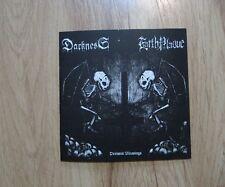 "DARKNESS (ITA) / EARTH PLAGUE (HUN) ""Demonic Blesssings"" _CD"