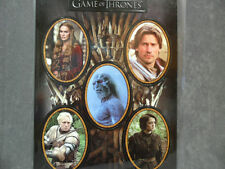 Game of Thrones * Character Magnet Set * Jaime Lannister, Cersei, Arya, Brienne