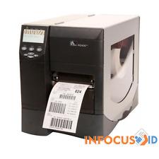 Refurbished Zebra RZ400™ 203 dpi RFID Ready Smart Label Printer USB Ethernet