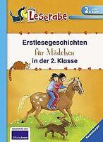 Leserabe - Sonderausgaben: Erstlesegeschichten für Mädch...   Buch   Zustand gut