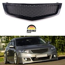 Front grill for Honda Accord 8 Acura TSX ABS mesh radiator tuning sport grille