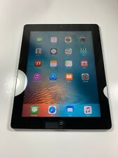 Apple iPad 2nd Generation 32GB Verizon Black A1397 - GOOD SHAPE - iPAD ONLY [QF]