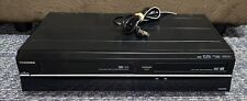 New listing Toshiba Dkvr60Ku Dvd Recorder Video Cassette Recorder Vcr Combo Tested/Working