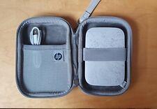 HP Sprocket 200 Limited Edition Gift Box HP  Fotodrucker  mit grey hard case