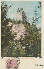 AUSTRIA - Pörtschach am Wörthersee 1901