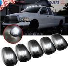 For Dodge RAM 1500 2500 3500 Rooftop Cab Running Light LED 6000K Smoked Lens Kit  for sale
