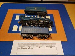 HO MANTUA LOCOMOTIVE 4073 WITH EXTRA BALTIMORE & OHIO STEAM ENGINE 🚂🇺🇸 L16