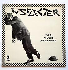 The Selecter - Too Much Pressure 2Tone LP  1stPress Specials Madness Beat Ska NM