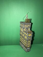Dept 56 - The Times Tower -Classic Ornament Series-Mib-Dept 56 -item#56.98775
