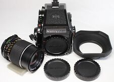Very good++ Mamiya M645 1000S Medium Format Camera w/ Sekor C 150mm F/4 Lens