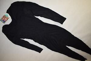 Carite Anzug Sport Gymnastik Jump Suit Overall Einteiler Onesie Vintage XL NEU