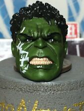 MARVEL LEGENDS PAINTED-FITTED M.C.U. GLADIATOR HULK B.A.F. ALT. 1:12 HEAD CAST F