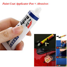 Universal Auto Body Compound Fix Removal Repair Tool Applicator Pen + Abrasives