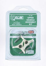 Manija Superior Kit Ensamblaje para flymo y muchas otros cortacésped dedos rueda