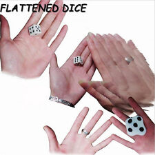 Easy Magic Close-up Dice Magic Trick Beat Flat Dice Easy To Learn Mini Magic BB